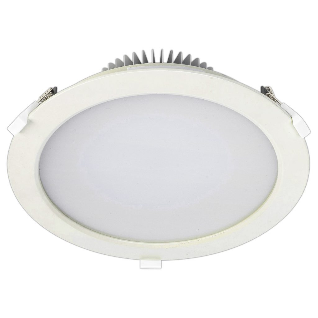 temperature changing led downlight
